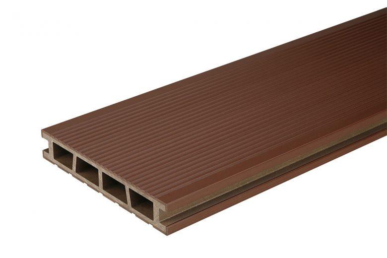 Deska tarasowa, kasztan, nieszczotkowany